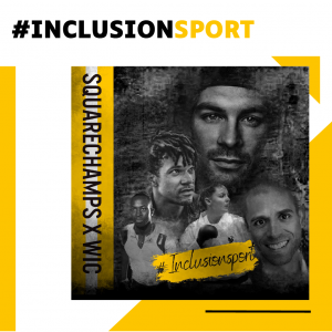#INCLUSIONSPORT