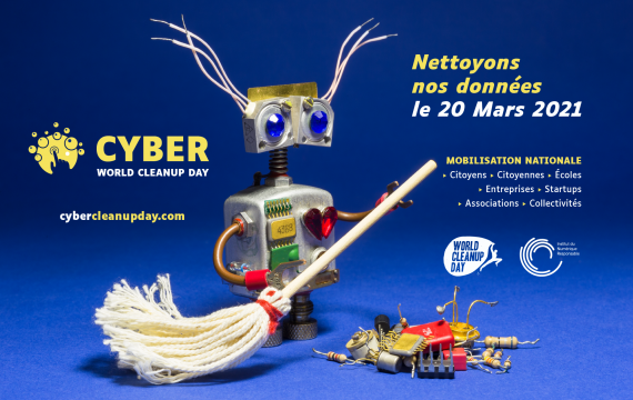 Cyber CleanUp Day, nettoyons nos données
